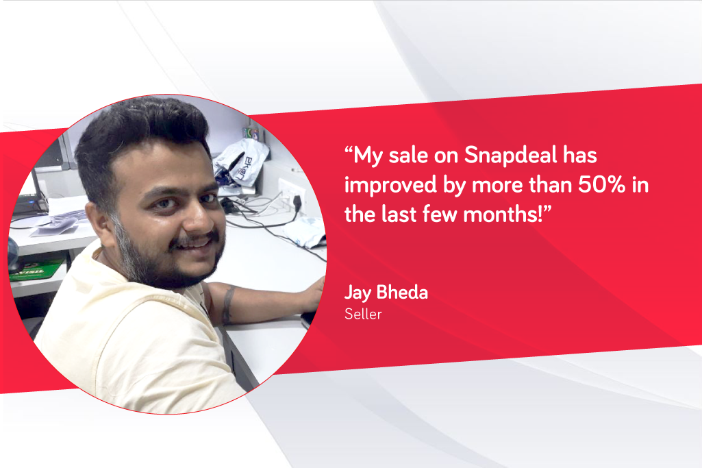695f4c227 My sale on Snapdeal has grown by more than 50% in the last few months! - Snapdeal  Blog