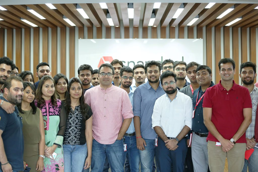 Facetime with founders @snapdeal