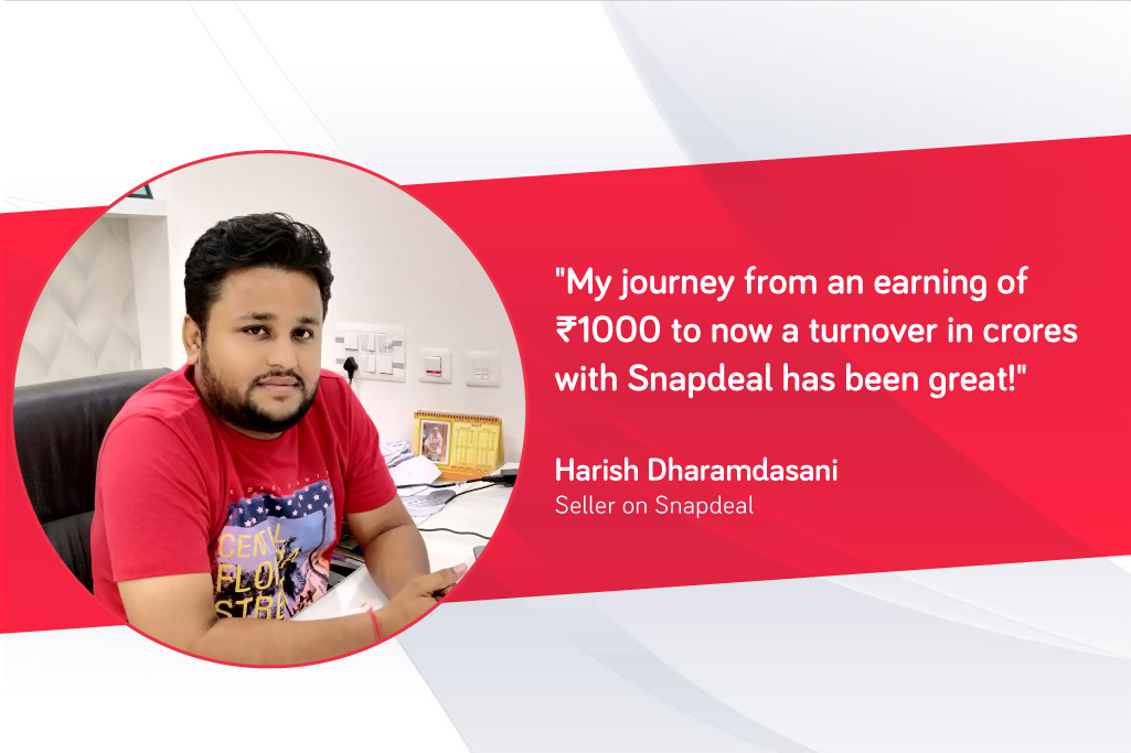e63c28448f1 My business from Snapdeal has grown by 10 times in the last 6 months -  Snapdeal Blog