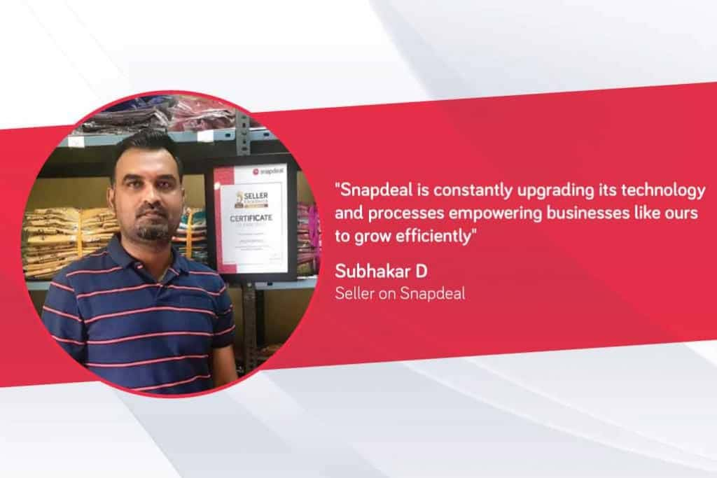 8da76b46118 Our business has grown 3x in the last 1.5 years with Snapdeal ...